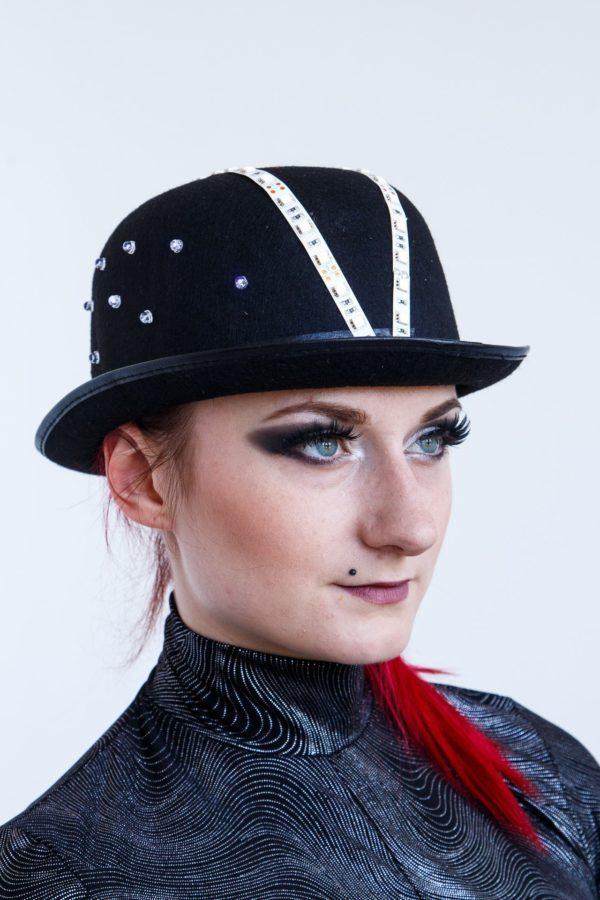 Светодиодная шляпа №1